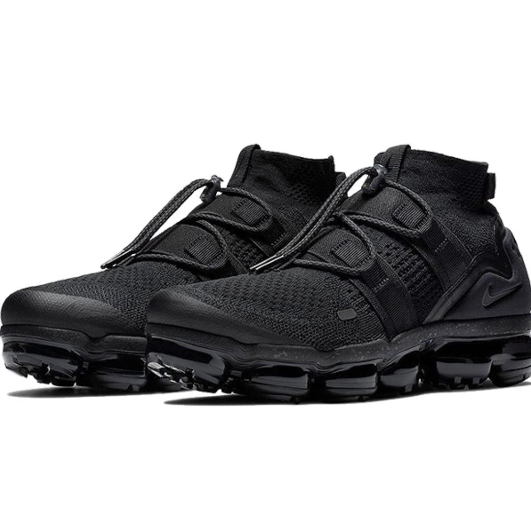 ff8e5c370c65a Nike Air VaporMax Utility Triple Black