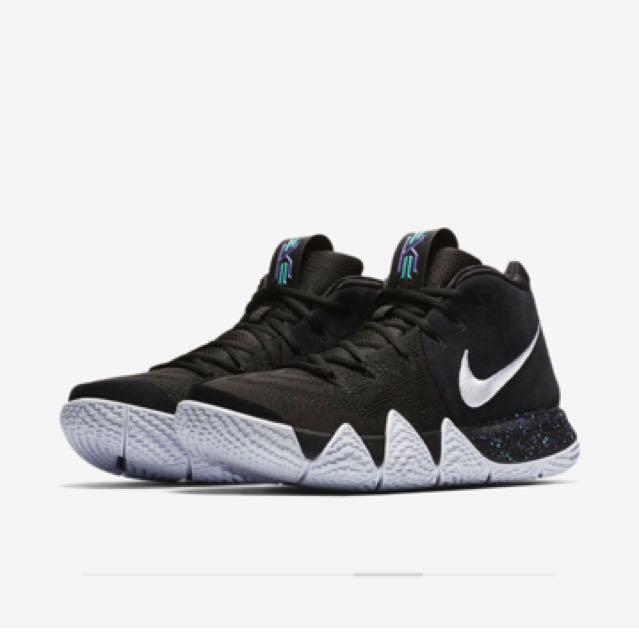 best sneakers 4d16f 4f989 Nike Kyrie Irving 4 Tuxedo, Men's Fashion, Footwear ...