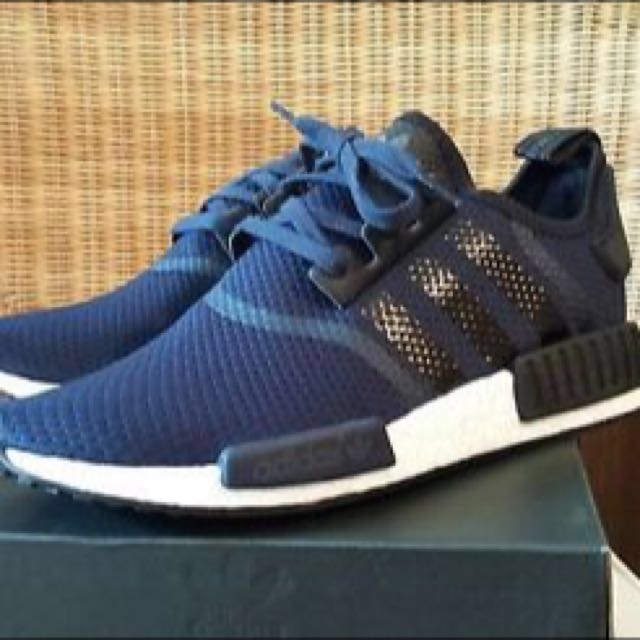 512bc43d8 NMD R1 JD Exclusive Navy US10