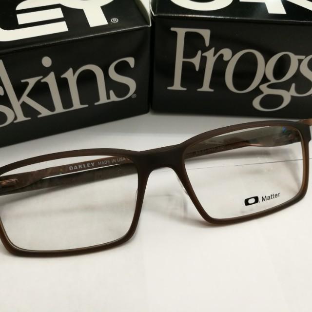 294c37636d15 Oakley Ox8097 Steel Line S 5A Eyeglasses, Men's Fashion, Accessories,  Eyewear & Sunglasses on Carousell