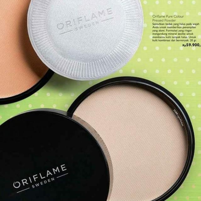 Oriflame pure color powder