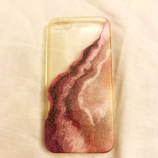 ORIGINAL PACSUN MARBLE PHONE CASE (iphone 5/5s)