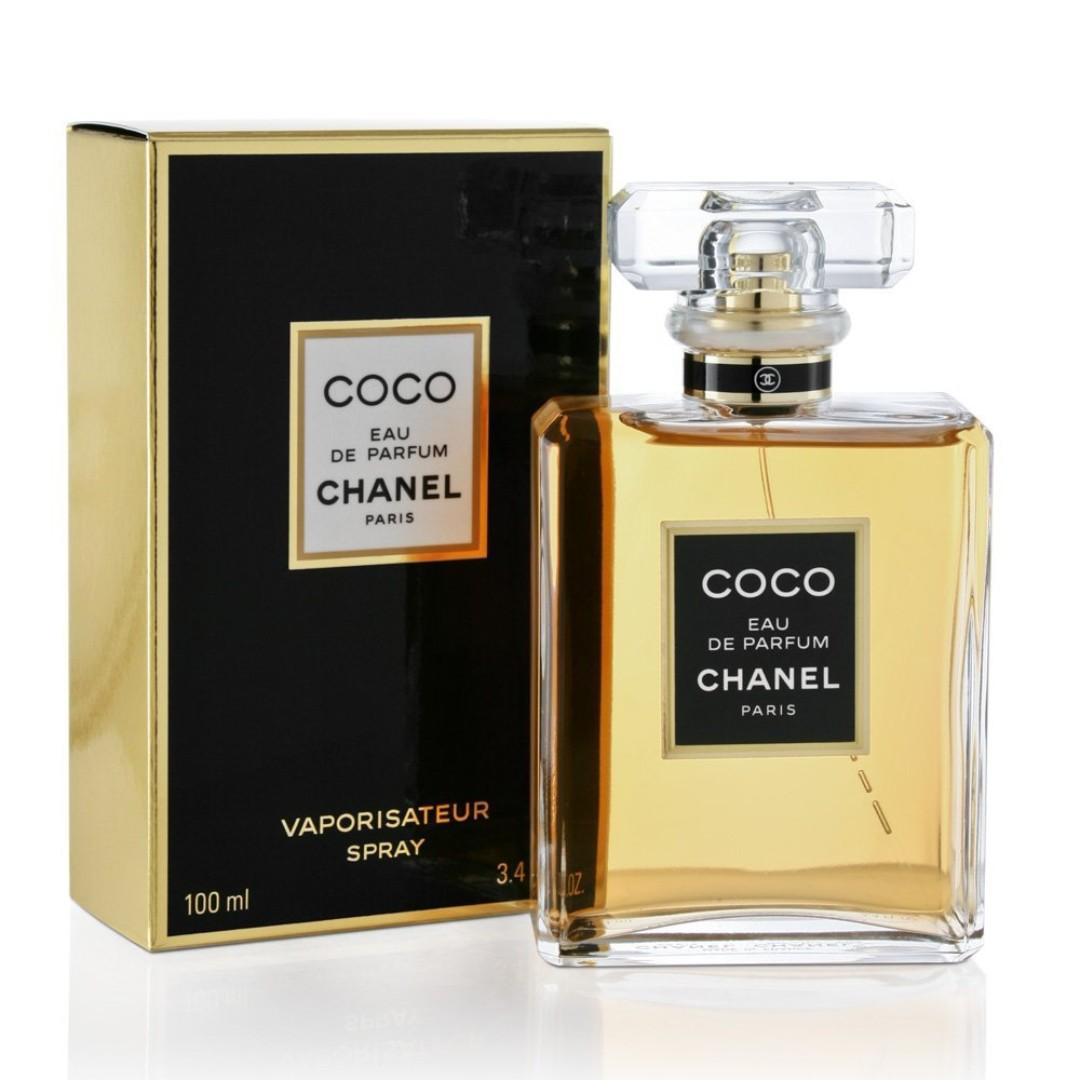 Parfum Original Chanel Coco Kesehatan Kecantikan Kuku 100 Lainnya Di Carousell