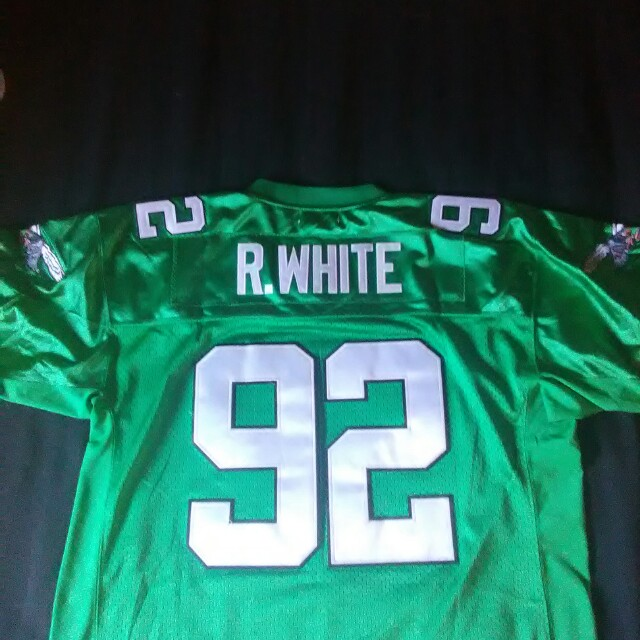 Philadelphia Eagles Authentic Reggie White throwback Jersey