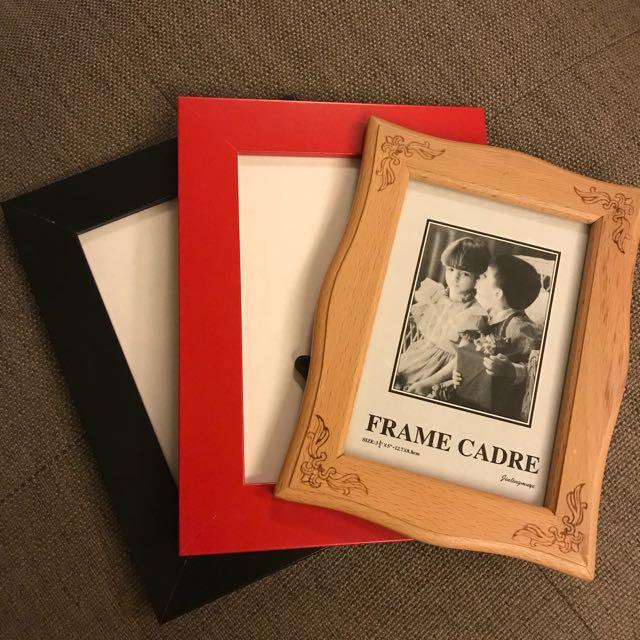 Photo Frame (3 unit)