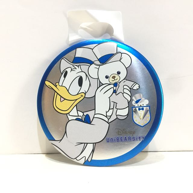 Pin/Button/Badge D23 Expo Japan Donald Duck Unibearsitt