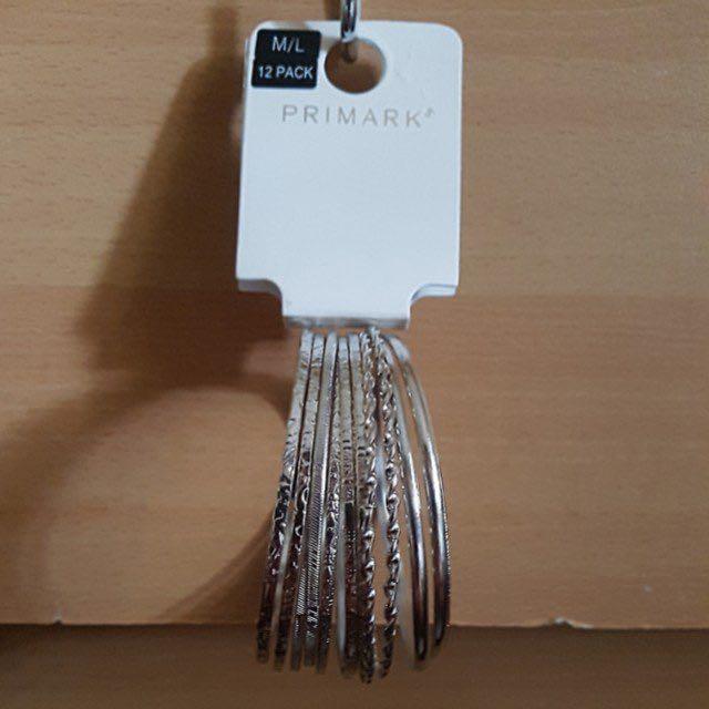 Primark Silver Bracelets