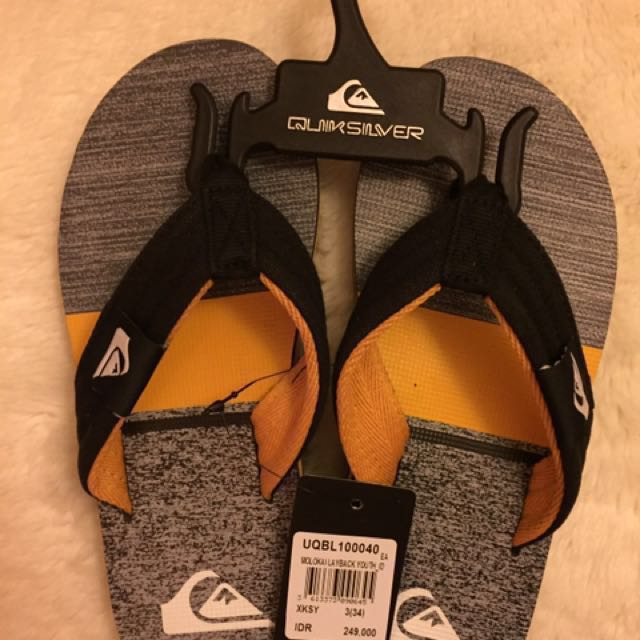 Quiksilver Youth Sandals
