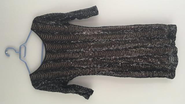 *Reduced* Bodycon Sequin Dress
