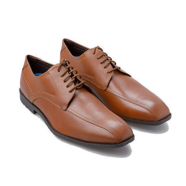 Rockport dress shoes (light brown derby)