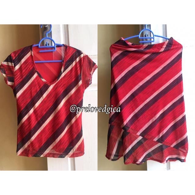 Satu Set Atasan+rok , Rok Panjang , Rok Pendek , Kulot , Kaos , Blouse , T-shirt , Dress , Mini Dress , Longdress , Gaun