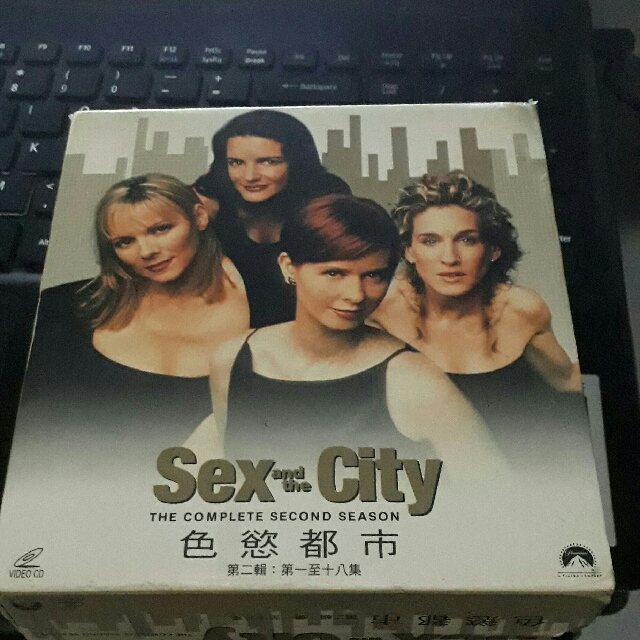 Sex And The City Season 2 VCD
