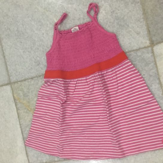 Smook pink dress