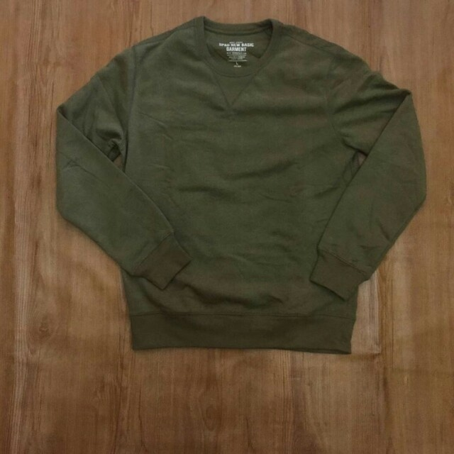 SPAO Sweatshirt army original