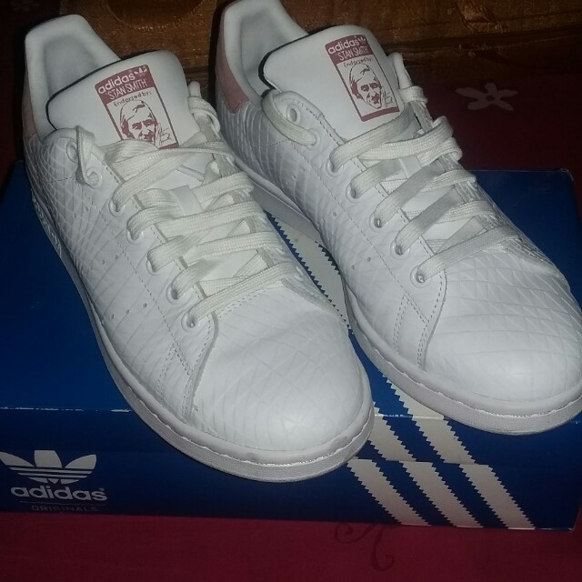 Stan Smith (White & Brown)