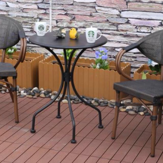 Coffee Table And Chairs For Sale: Starbucks Coffee Table + Chairs For Sale!, Furniture