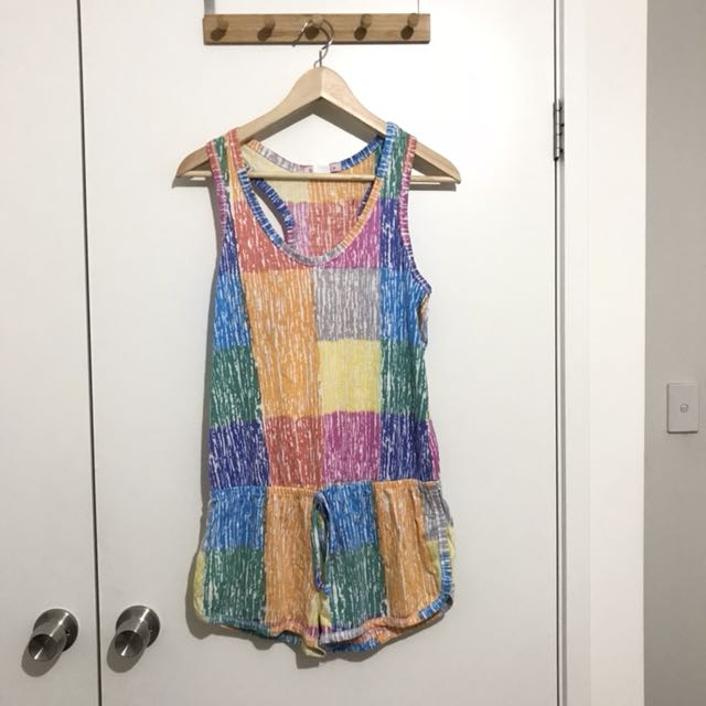 Supre Colorful Playsuit