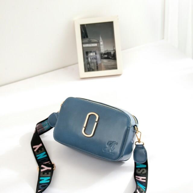 Taylor bag *blue
