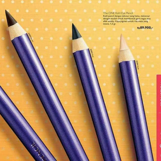 The one eye pencil