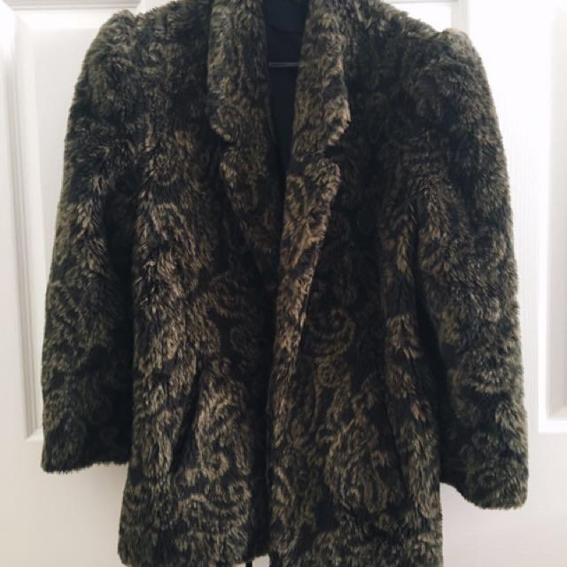 True Vintage Fur Coat