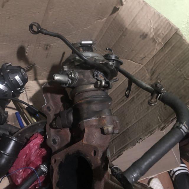 Turbo kit l5 efrl for kelisa and kancil