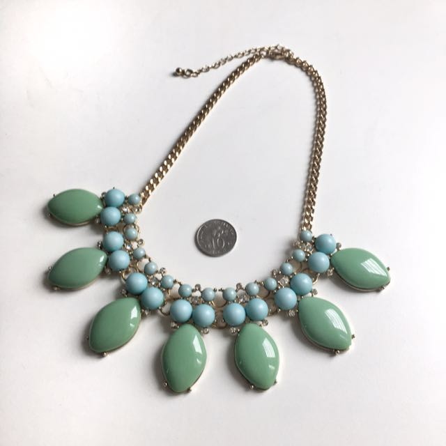 🆕Turquoise Statement Necklace