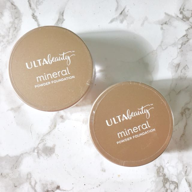 ULTA Beauty Mineral Powder Foundation