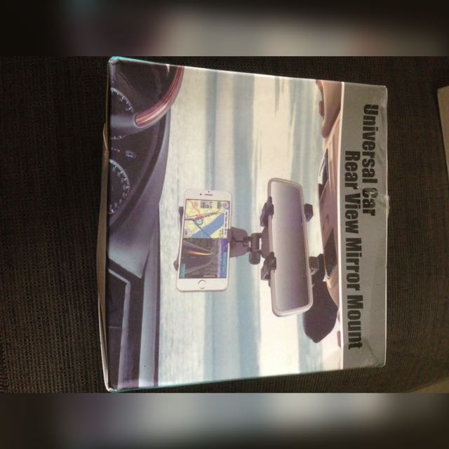 Universal Car Mirror