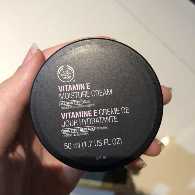 vitamine E cream