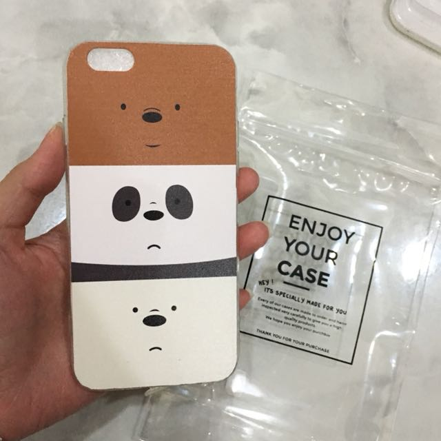 We Bear Bears IPHONE 6/6s case