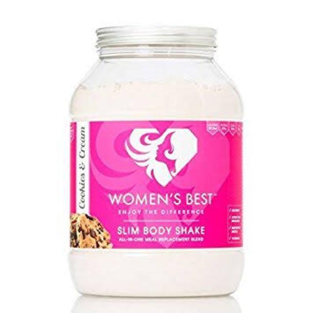 Women's Best slim body shake (cookies & cream)