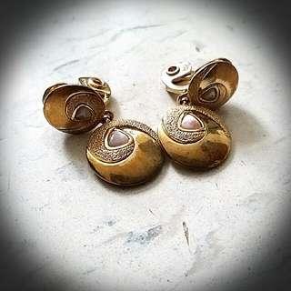 Monet 夾耳環 Ear rings Clip