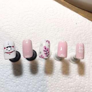 Homebase gel manicure @Anchorvale crescent