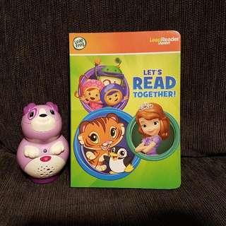 Leap Reader Junior I Can Read Starter Kit