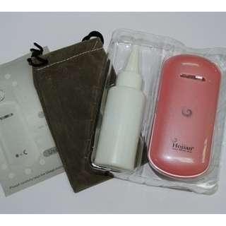 全新有盒 Hojian 粉紅色納米噴霧 有袋跟