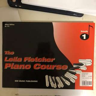 Brand new The Lelia Fletcher Piano Course Book 1