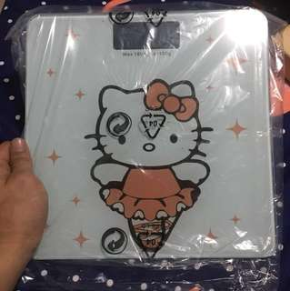 Hello Kitty weighing scale up to 180KG