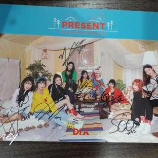 DIA Mini Album Vol.3 (Repackage) - PRESENT