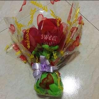 Sweet Love Flowers Bouquet