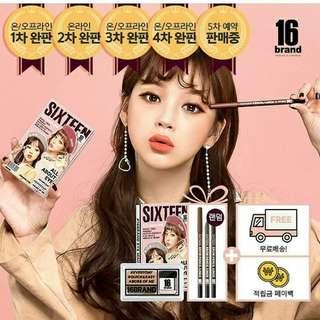 16brand eye magazine