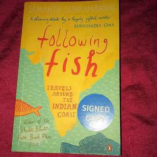 AUD22-Travels around the Indian Coast- Following Fish