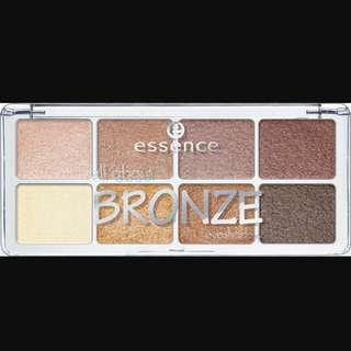 Essence Bronze Palette