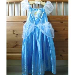 Cinderella princess dress, Frozen princess skirt