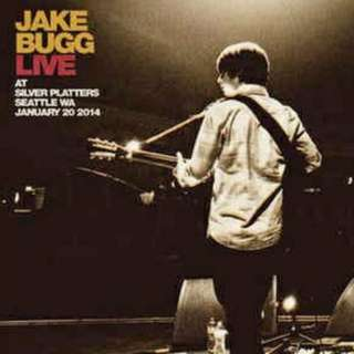 """arth12 JAKE BUGG Live At Silver Platters RSD 12"""" Inch EP Single Vinyl Record (Indie Folk Rock)"""