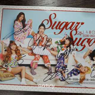 LABOUM Single Album Vol.2 - SUGAR SUGAR