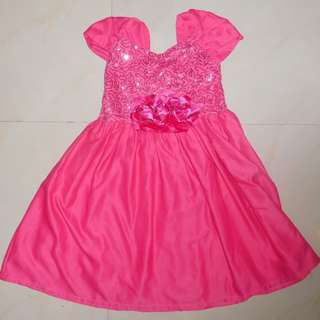Pink, white Party dresses