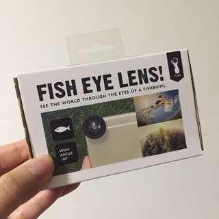 BNIB Fisheye Lens Kit