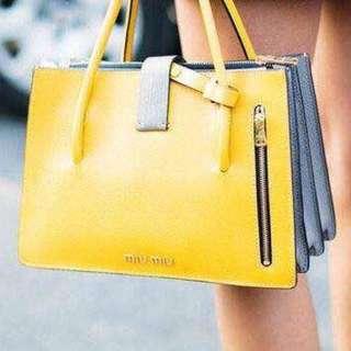 Stylist and fashion bag