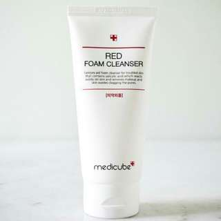 Medicube Red Foam Cleanser