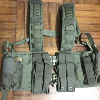 USA First Spear split front chest rig RRS Variant (wargame, Airsoft ,GBB,AEG)